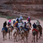 Jordan_Wadi_Rum_Camel ride at Wadi