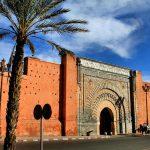 Morocco Marrakech Bab Agnaou