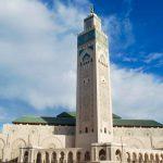 Morocco Casablanca Hassan II Moskee
