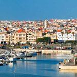 Morocco Rabat Port