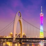 China Guangzhou Canton tower