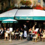 France Paris Les Deux Magots