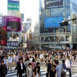 Japan Tokyo Pedestrian