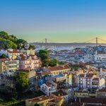 Portugal Lisbon view