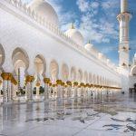 Abu Dhabi Sheikh-Zayed-Mosque