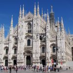 Italy Milan_Cathedral