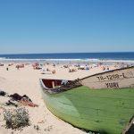 Portugal Lisbon beach