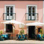 Portugal Lisbon café