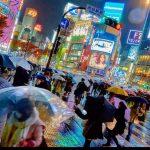 Japan Tokyo-by-night