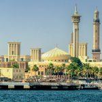 UAE Dubai mosque