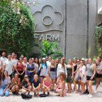 Brazil Rio de Janeiro TMO visiting FARM