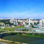 São Paulo Octavio Frias de Oliveira bridge Brazil